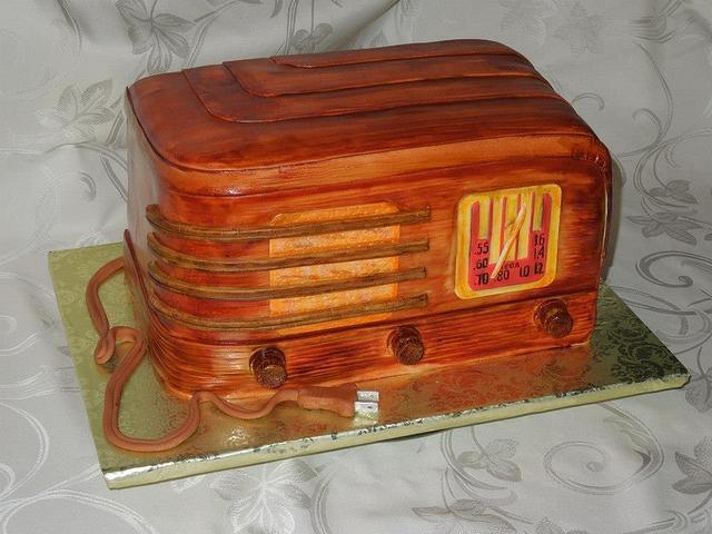 Radio-antiquated