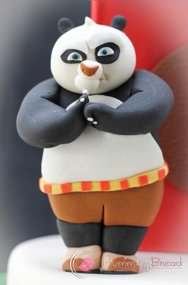Arkin's Kung Fu Panda Theme