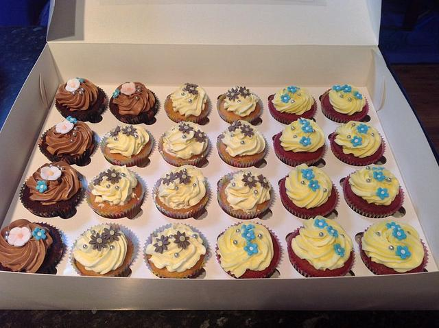 Girly Day Out Cupcakes