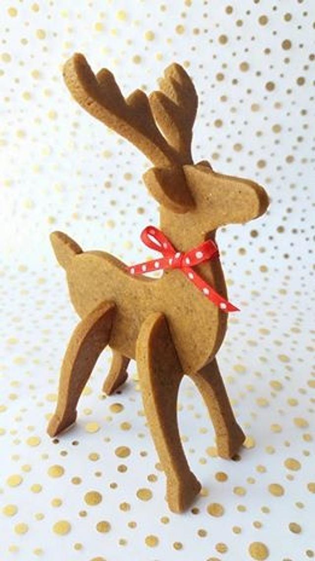 Reindeer ginger