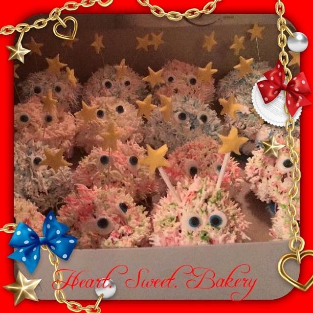 Whoopie cupcakes