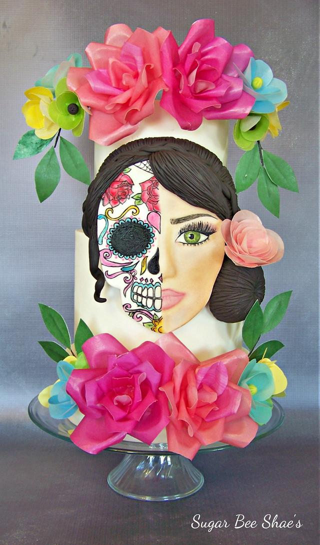 Day of the dead Tribute