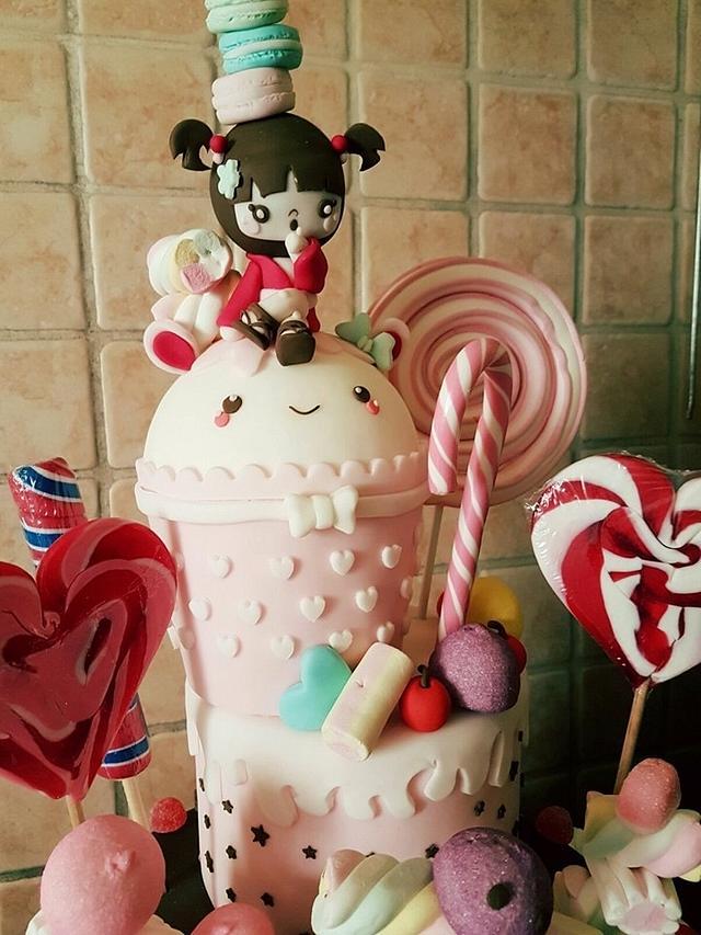 do you like a sweet?