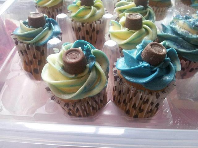 Rolo Cupcake