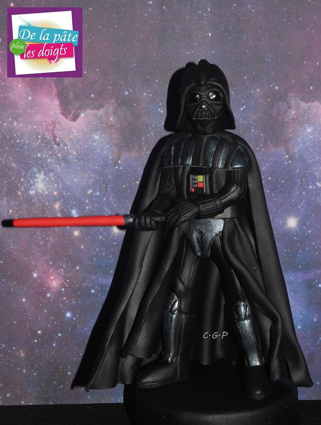 "Modeling ""Darth Vader"""