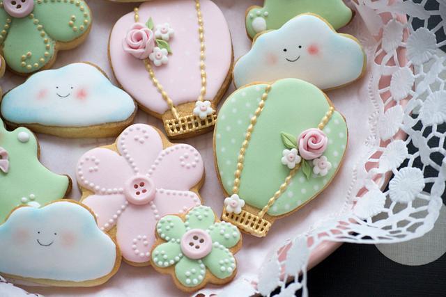 Sugar coockies