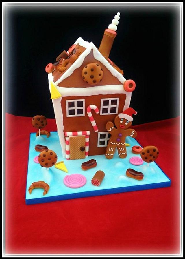 """Gingy's Crimbo Crib"" Bake A Christmas Wish"