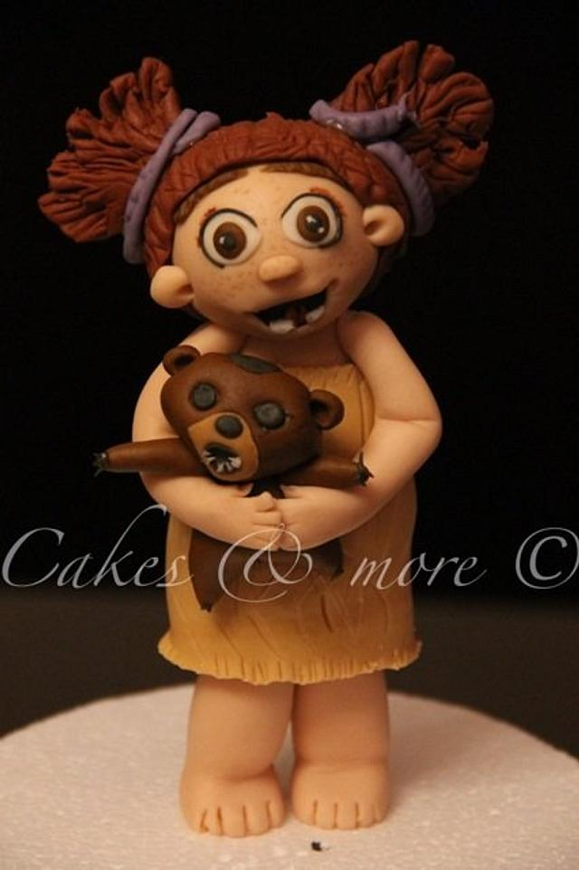 Sandy - The Croods