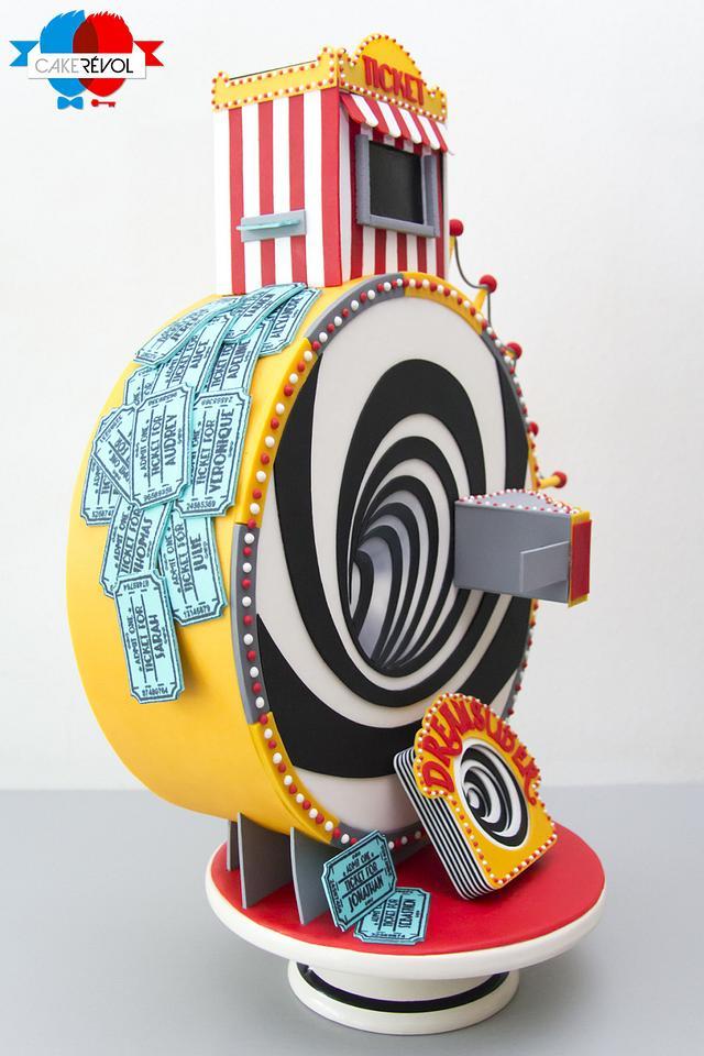 Dreamland Collaboration - The Dreamslider