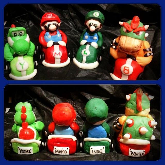 Mario Go-Kart !!!