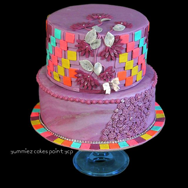 Cakerbuddies collaboration -beauty is hidden in nature