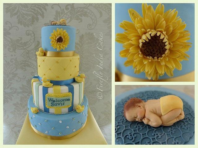 Sunflower Baby.