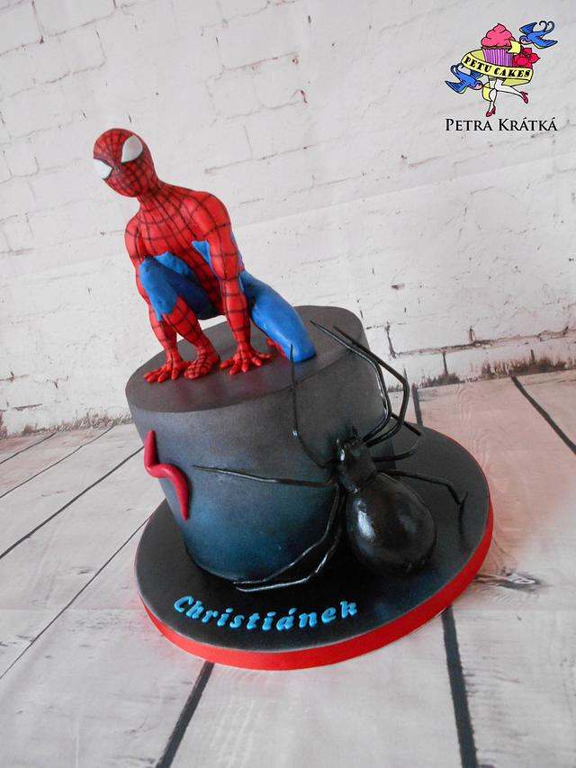 Spiderman and spider