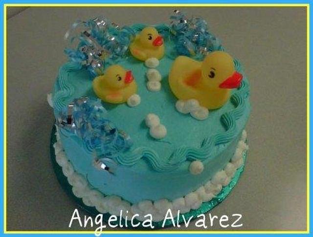 Blue Duckies