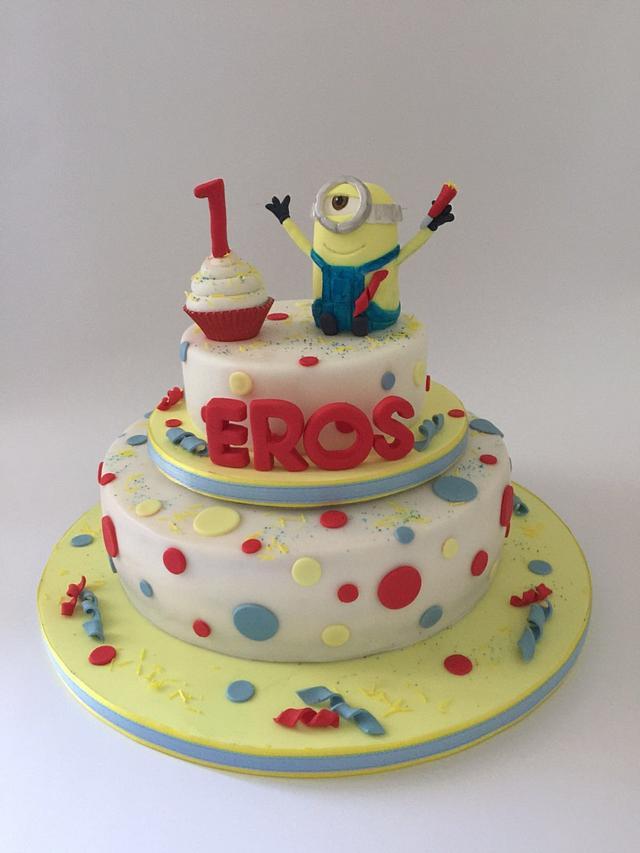 Il primo compleanno di Eros
