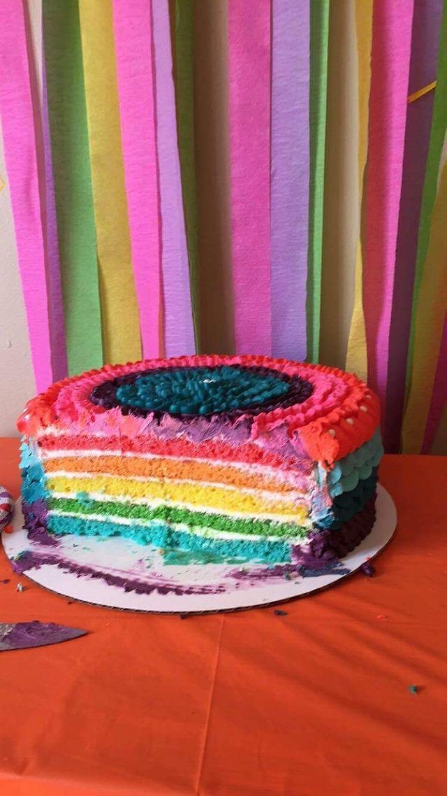 Ruffles & Rainbows