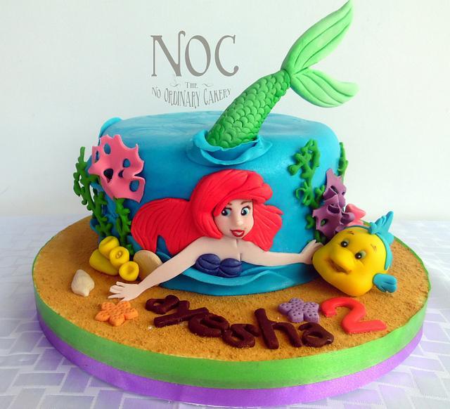 Little Mermaid by NOC