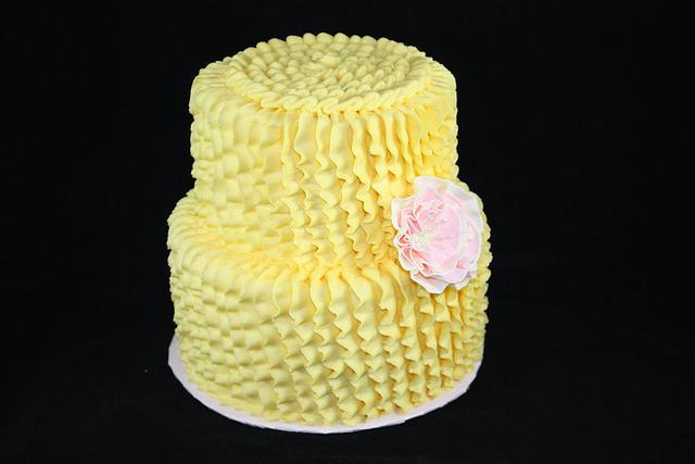 Yellow Ruffles