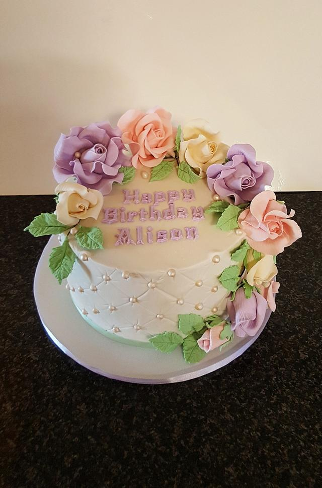 Cake for Alison