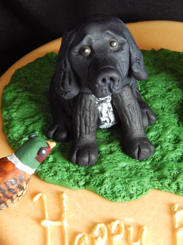 Gamekeepers Cake