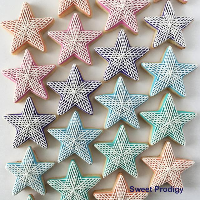 Stars in a Row   Sweet Prodigy