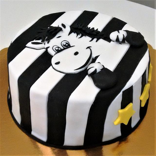 Juventus team cake