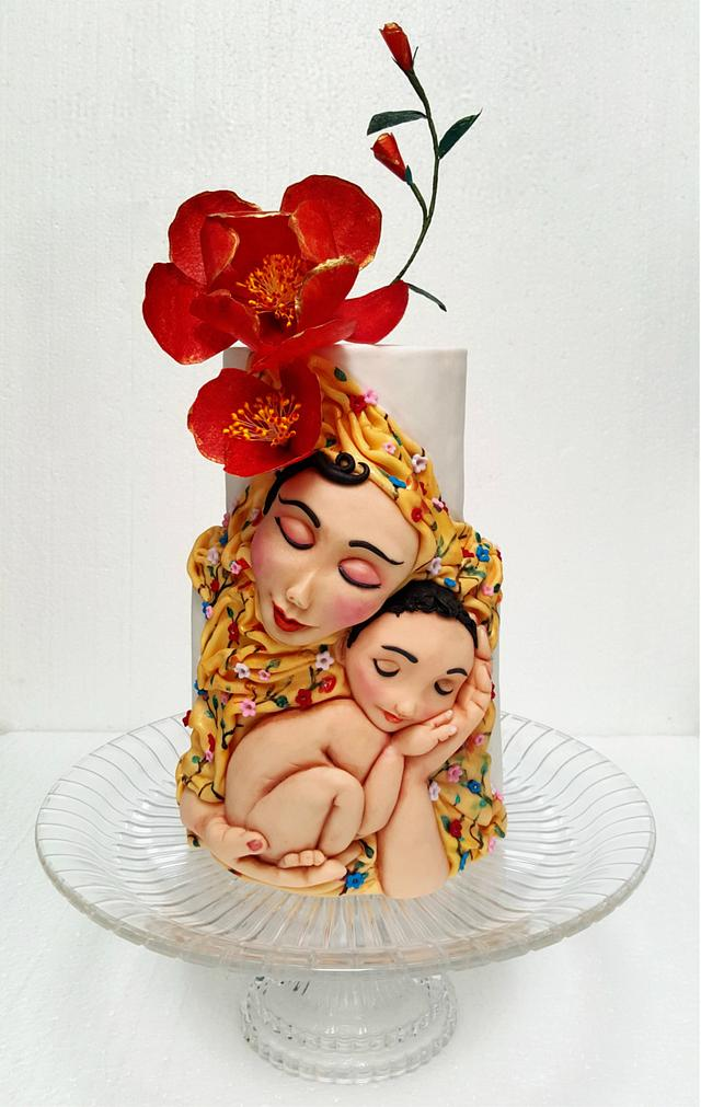 Mother's cake