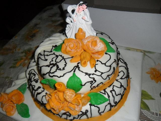 I do wedding cake