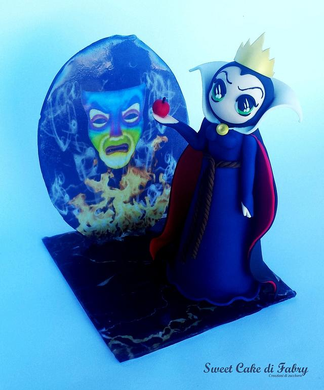 The Mirror and the Evil Queen
