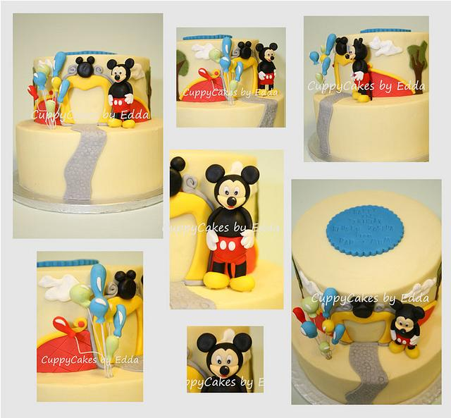 inspired by mickey mouse