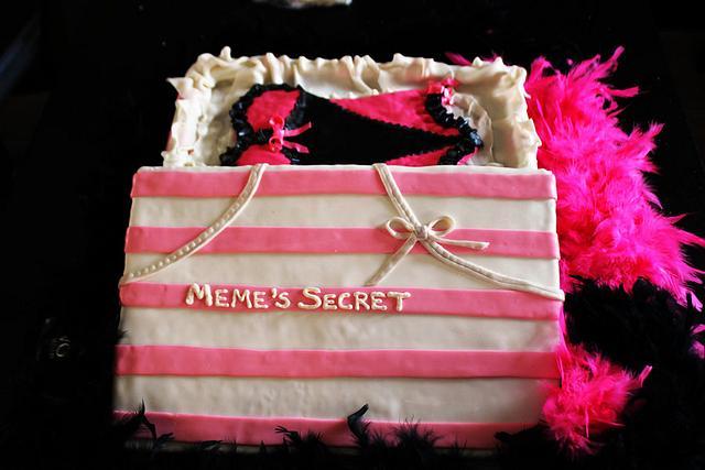 Lingerie Gift Box
