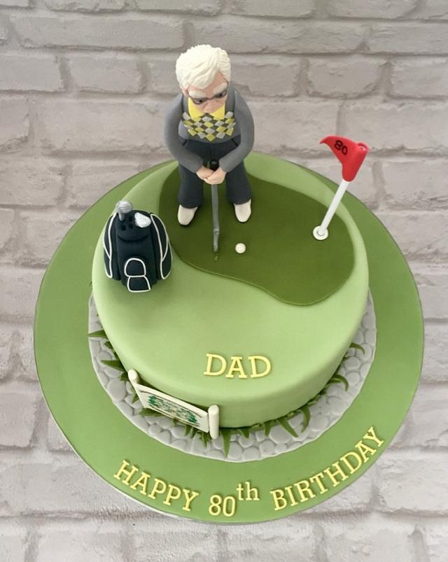 80th Golfer
