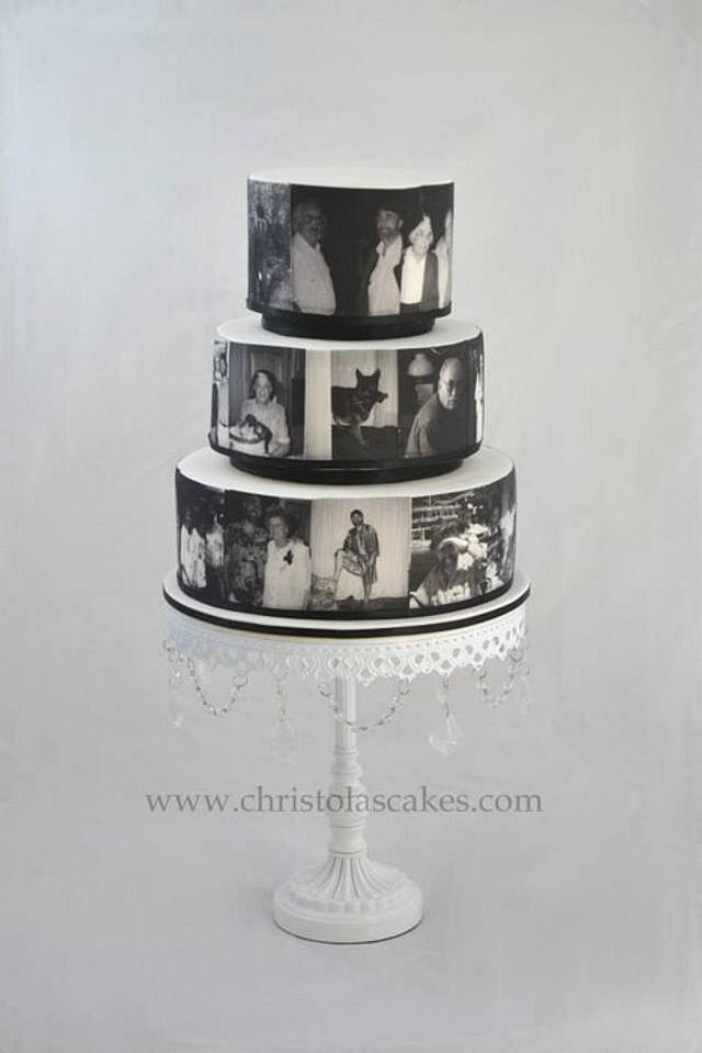 Excellent Mens 60Th Birthday Cake Cake By Christolascakes Cakesdecor Funny Birthday Cards Online Ioscodamsfinfo