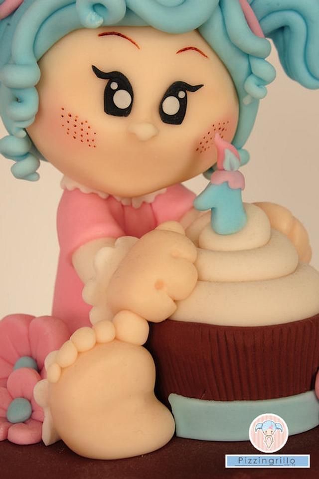 Pizzingrillo first birthday!