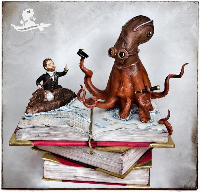 Jules Verne's Ephemeral Museum - 20'000 Leagues Under the Sea