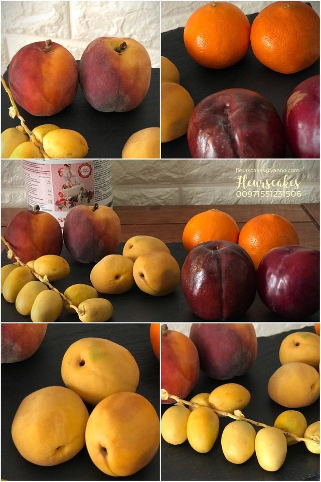 Sugar Fruits