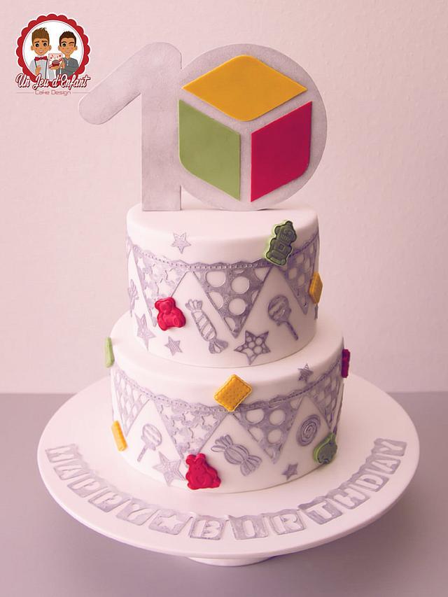 Happy 10th Birthday Oxybul