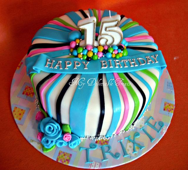 Cake for Teens