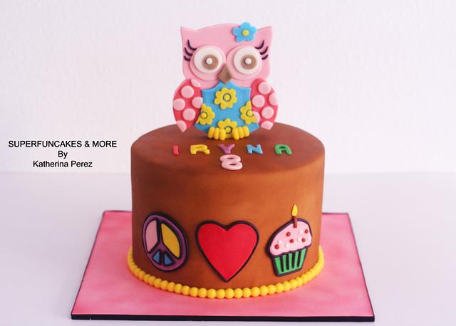 The Pink owl
