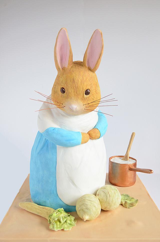 Mrs Rabbit  - The Sugar Chronicles