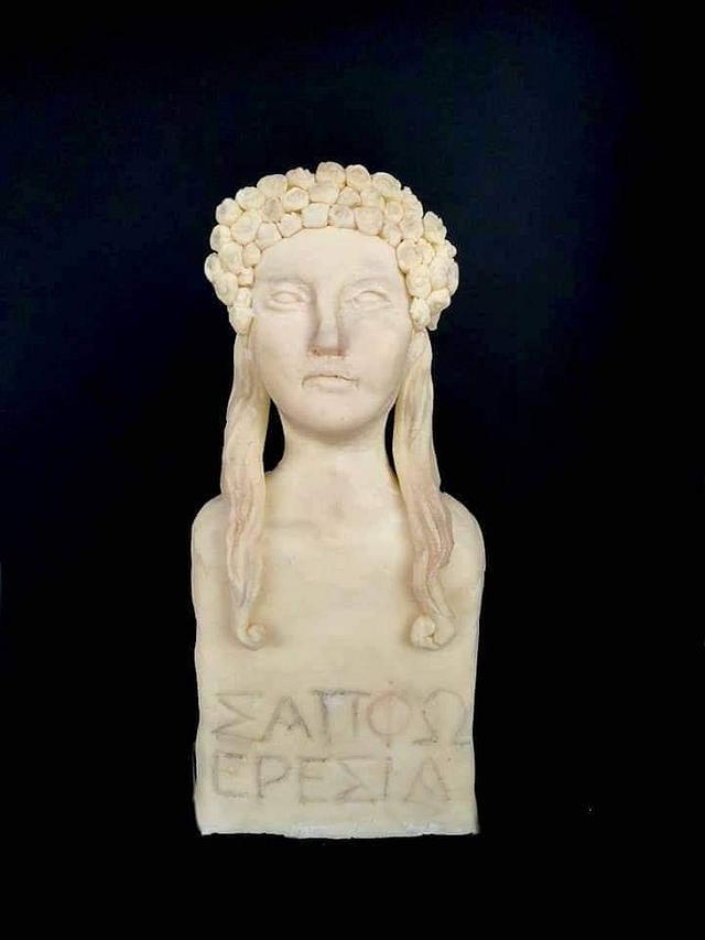 Greco and Roman Statues collaboration