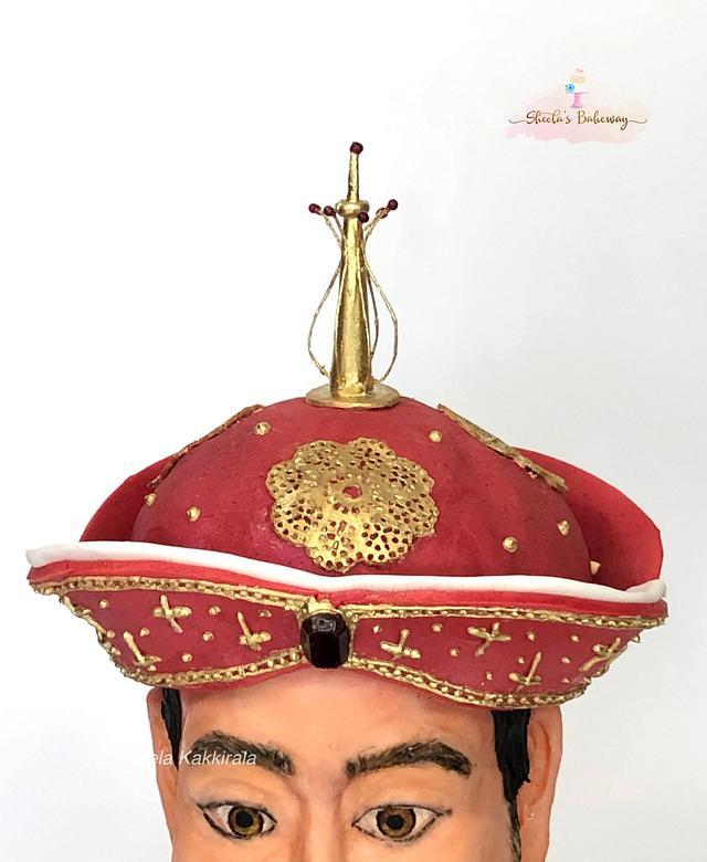Khandyan Bridegroom-Beautiful Srilanka collaboration
