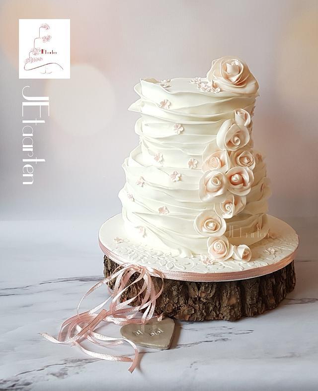 Wednesday weddingcake...