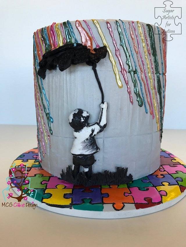 Sugar Art for Autism Collaboration