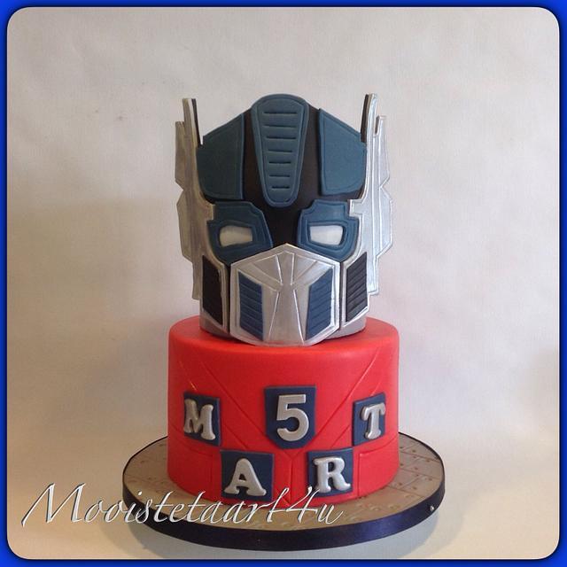 Optimus Prime...