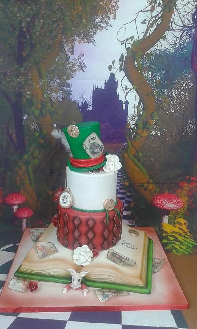 Alice in X-mas Wonderland