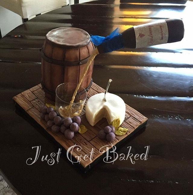 A little Wine with that Cheese?!