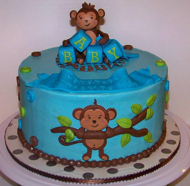 Monkey Baby Shower