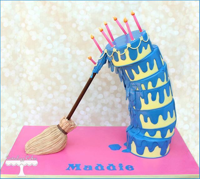 Swell Sleeping Beauty Cake Cake By Cuteology Cakes Cakesdecor Personalised Birthday Cards Paralily Jamesorg