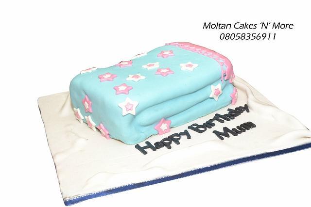 Wrapper Cake